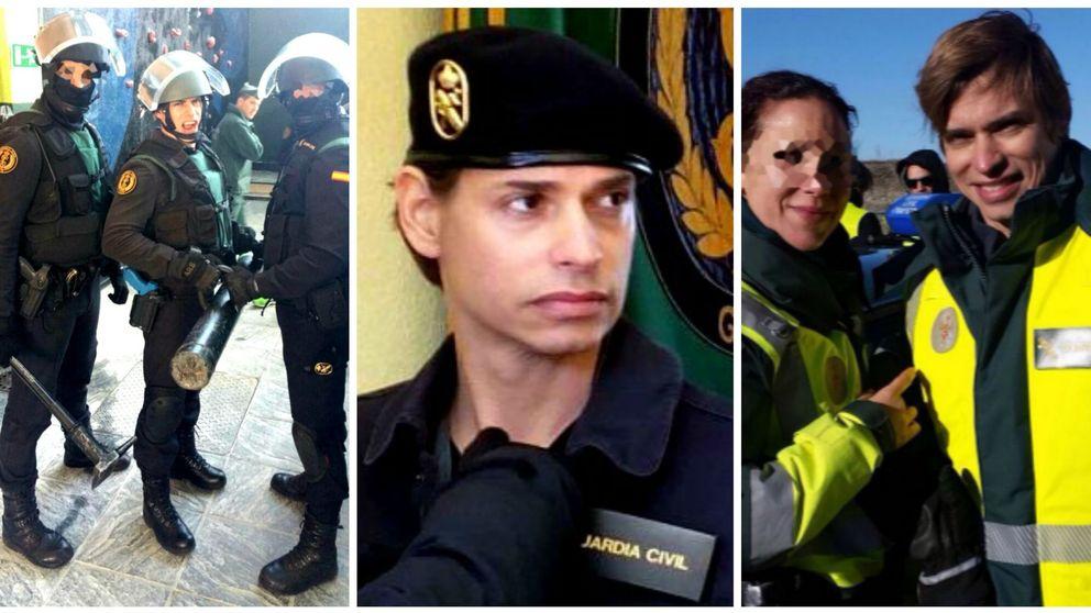 Carlos Baute y TVE, foco de las críticas del sindicato de guardias civiles