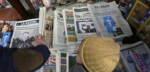 Post de Polvorín en los quioscos por el 'roto' en las cuentas tras la huelga de repartidores