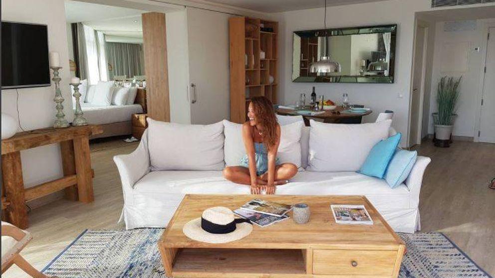 El lujo de las vacaciones sin fin de Paula : suite en Menorca a 800 euros la noche