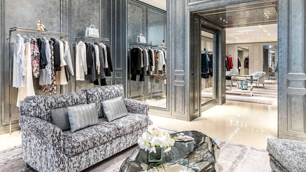 La nueva  boutique para mujer de Dior