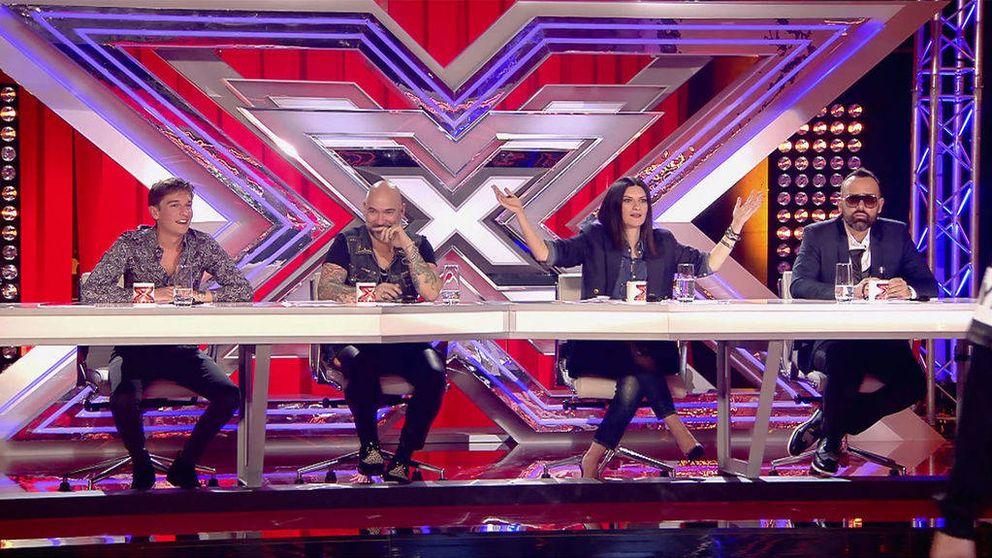 Preocupación total en Telecinco: ni en Cuatro 'Factor X' tuvo tan poca audiencia