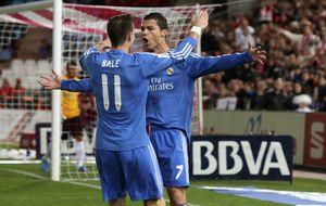 Bale no ha visto a ningún jugador con tanta clase como Cristiano