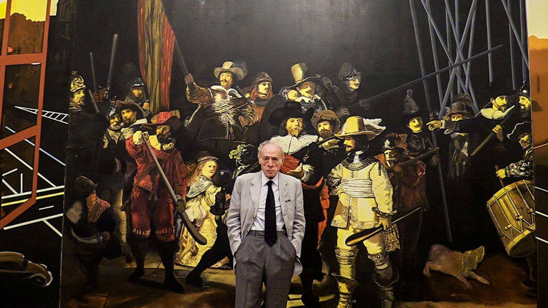 Confesiones de Eduardo Arroyo: La pintura no interesa (y otras frases)