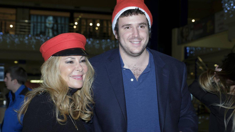 Ana y Álex, en clave navideña. (Cordon Press)
