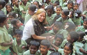 Foto: El viaje de Fiona Ferrer a la India
