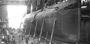 Post de Francia encuentra un submarino perdido desde hace 50 años