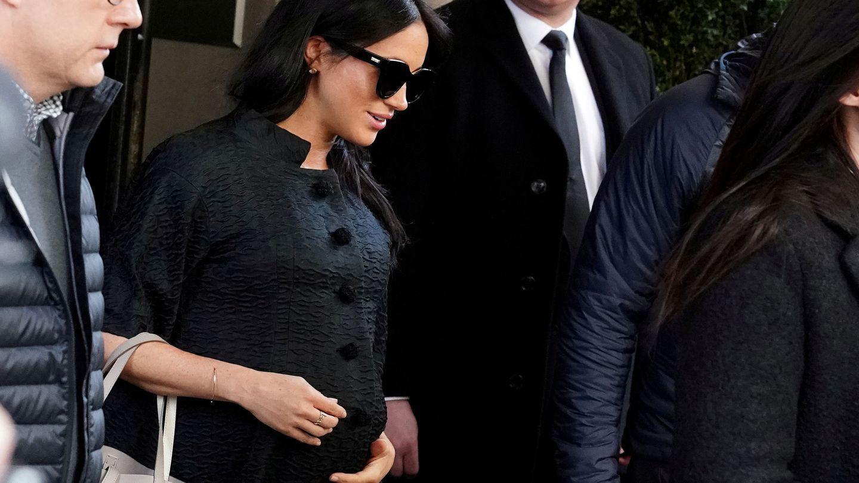 Meghan Markle, durante su estancia en Nueva York. (Reuters)