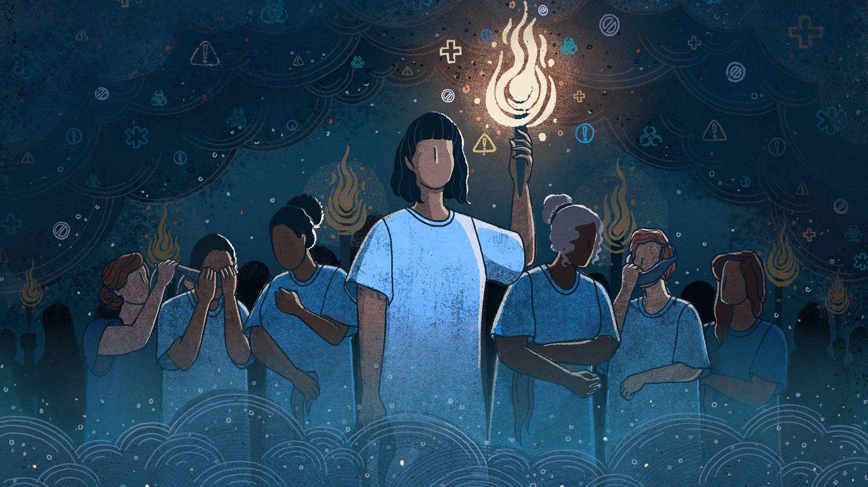 Ilustración: ICIJ.