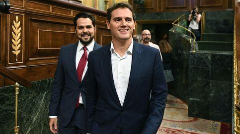 Rivera reaparece y descarta 'España Suma': La corrupción del PP resta