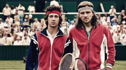 'Borg / McEnroe': la verdad sobre lo que ocurrió en 'el partido de tenis del siglo'