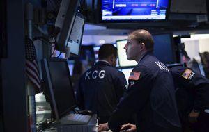 Wall Street coge fuerza con un destacado rebote tras hacer aguas