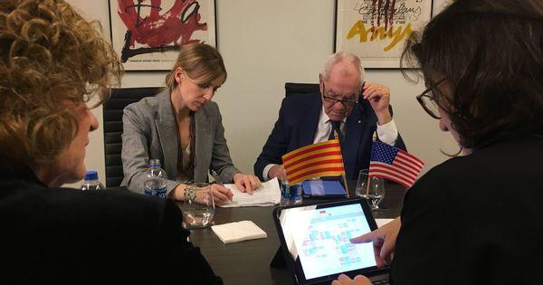 """La Generalitat contará con 12 'embajadas' antes de fin de año para """"hacer república"""""""