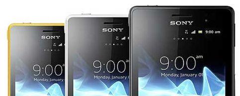 Foto: Sony anuncia el Xperia Go y el Xperia Acro S sumergibles en el agua