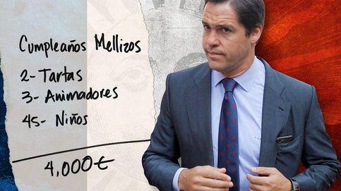 Los fastos del 'Rey Sol': ¿cuánto cuesta una fiesta de Luis Alfonso de Borbón?