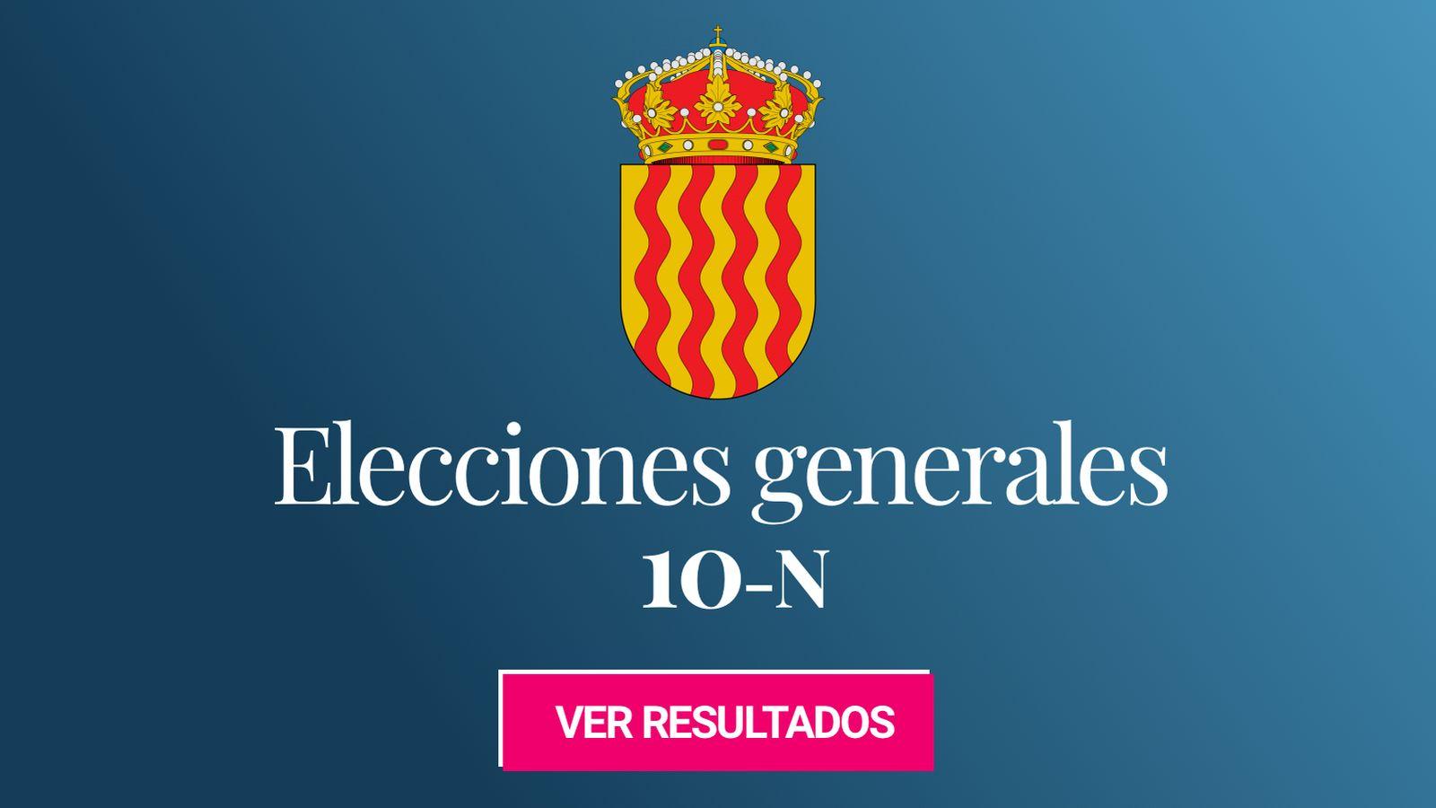 Foto: Elecciones generales 2019 en Tarragona. (C.C./EC)