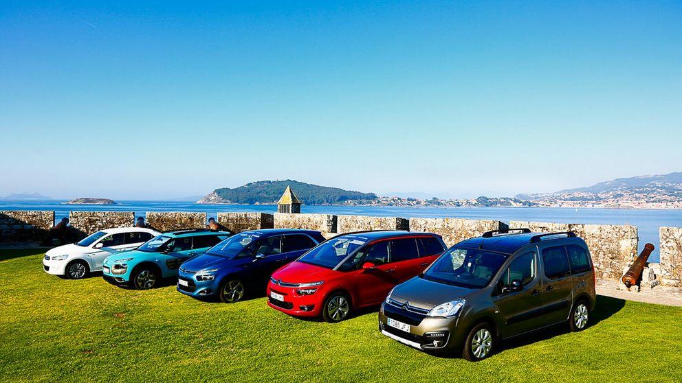 La apuesta de Citroën por España