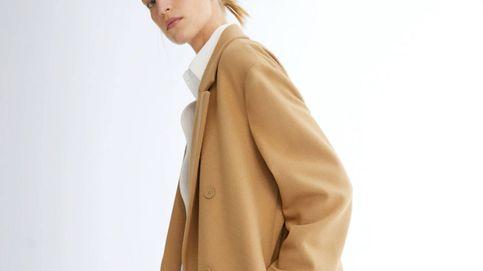 Siempre acertarás con este abrigo camel de Massimo Dutti en tus looks