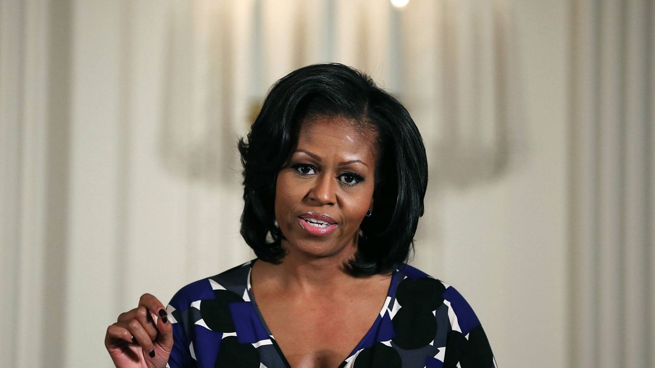 Michelle Obama nos cuenta cómo llevan Barack y sus hijas la cuarentena