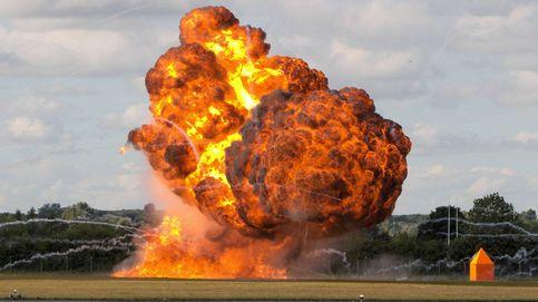 Inventan un explosivo mucho más potente que el TNT