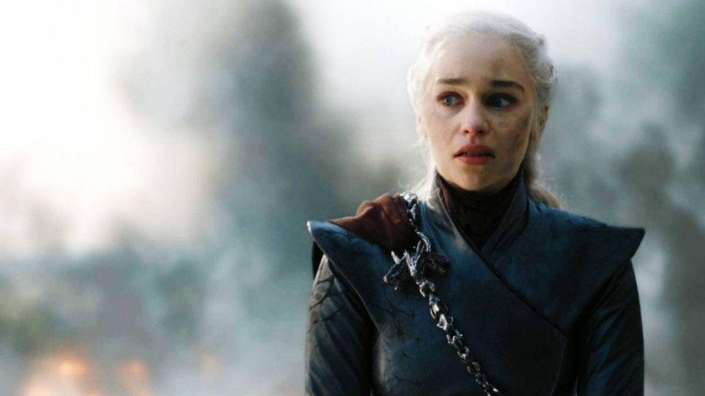 Foto: Daenerys, en 'Juego de tronos'.
