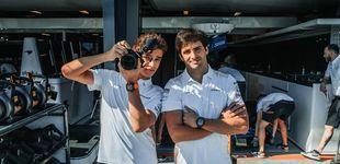 Post de La gestión de McLaren con el coronavirus y cómo Carlos Sainz y Norris salieron pitando