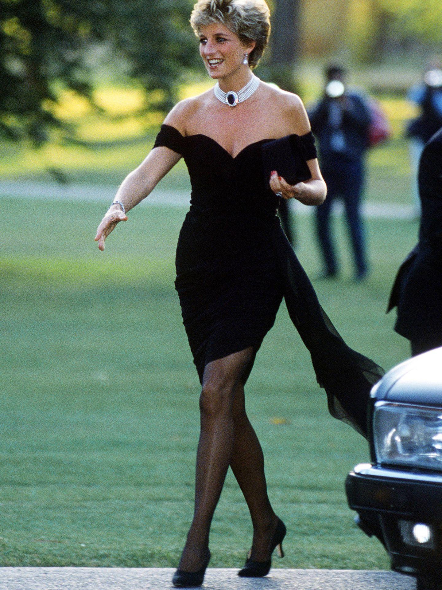 Diana de Gales, en 1994. (Getty)