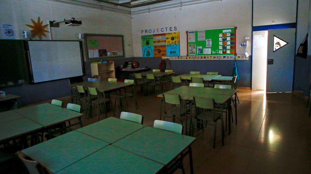 Cataluña reabrirá colegios e institutos desde el 1 de junio en zonas que estén en fase 2