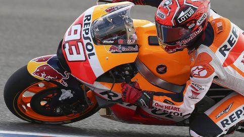 El caos llega a MotoGP: estalla una rueda y empieza el descontrol