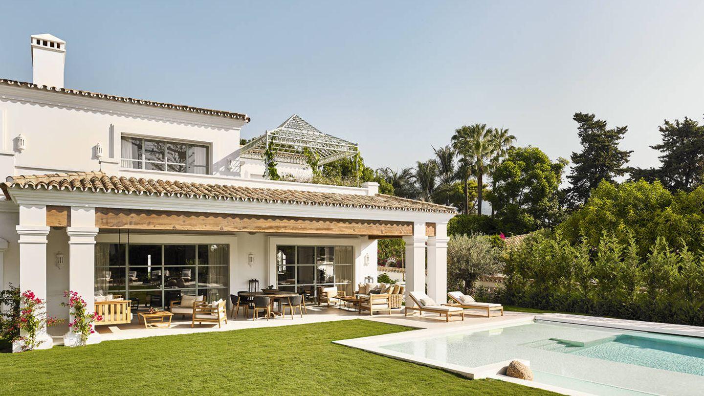 Villa Añil está dentro del exclusivo Marbella Club Hotel. (Foto: Cortesía)