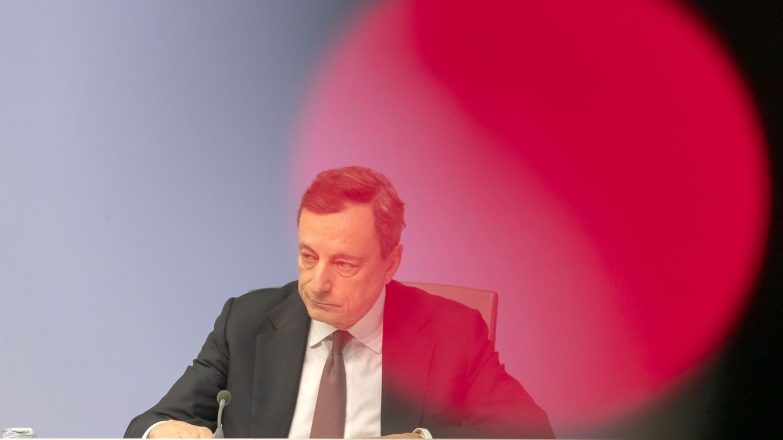 El BCE estudia cambios en el objetivo de inflación meses antes de la salida de Draghi