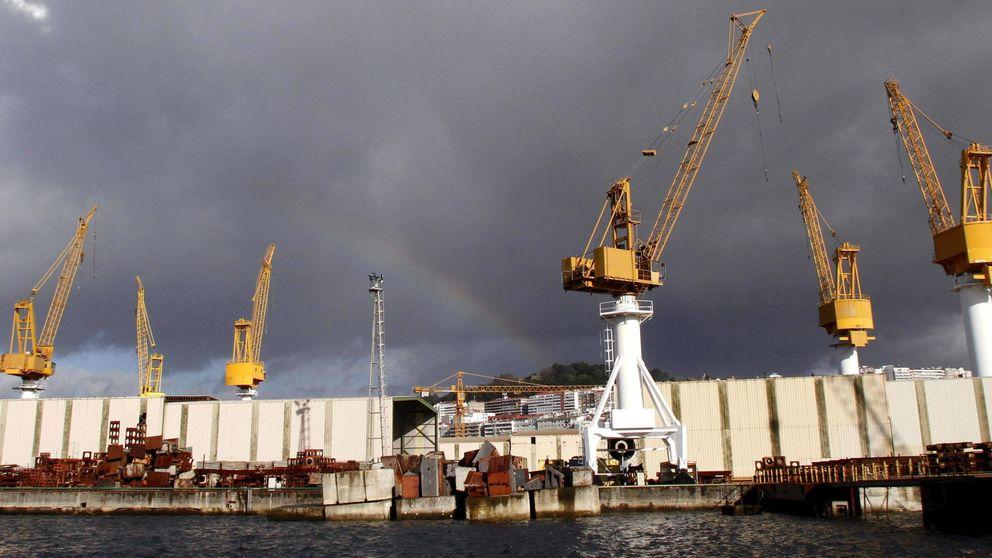Navantia gana opciones para construir cuatro corbetas para Qatar
