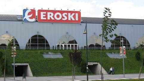 Eroski vende un lote de 36 hipermercados a Carrefour por 205 millones