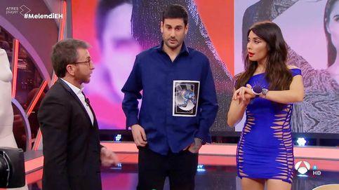 Pilar Rubio, ¿sin ropa interior en 'El Hormiguero'? Sorprende con el tanga C