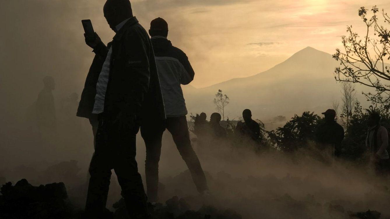 La erupción del volcán Nyiragongo deja al menos cinco muertos en el Congo