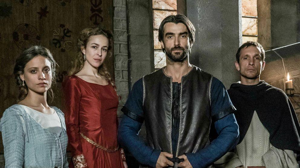 Mediaset Italia pone sus ojos en otra serie de Antena 3: 'La catedral del mar'