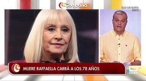 Ramón García, en 'shock' por la muerte de Raffaella Carrà: Hoy es un mal día