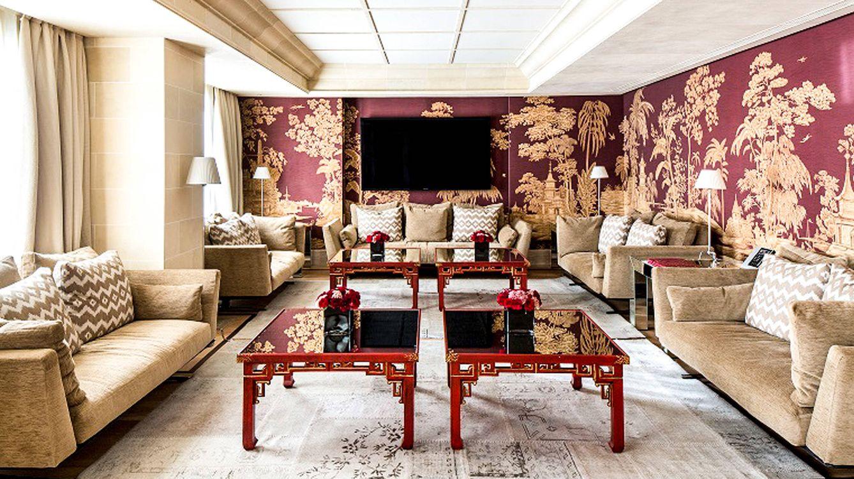 Foto: El interiorismo y la decoración de esta estancia son obra del diseñador Antonio Obrador, que ha confiado en las marcas italianas Flexform y Molteni y en la holandesa Van Thiel para los muebles interiores.