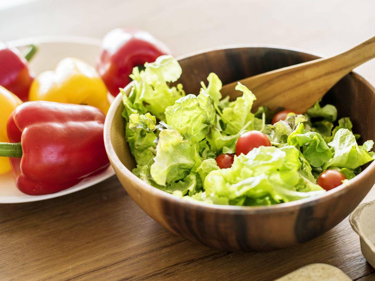 Foto: Una ensalada es saludable y deliciosa, pero ¿la mejor opción para acelerar tu metabolismo? (RP)