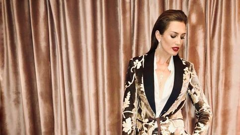 Nieves Álvarez recurre a uno de sus disñadores fetiche para eclipsar a Irina Shayk