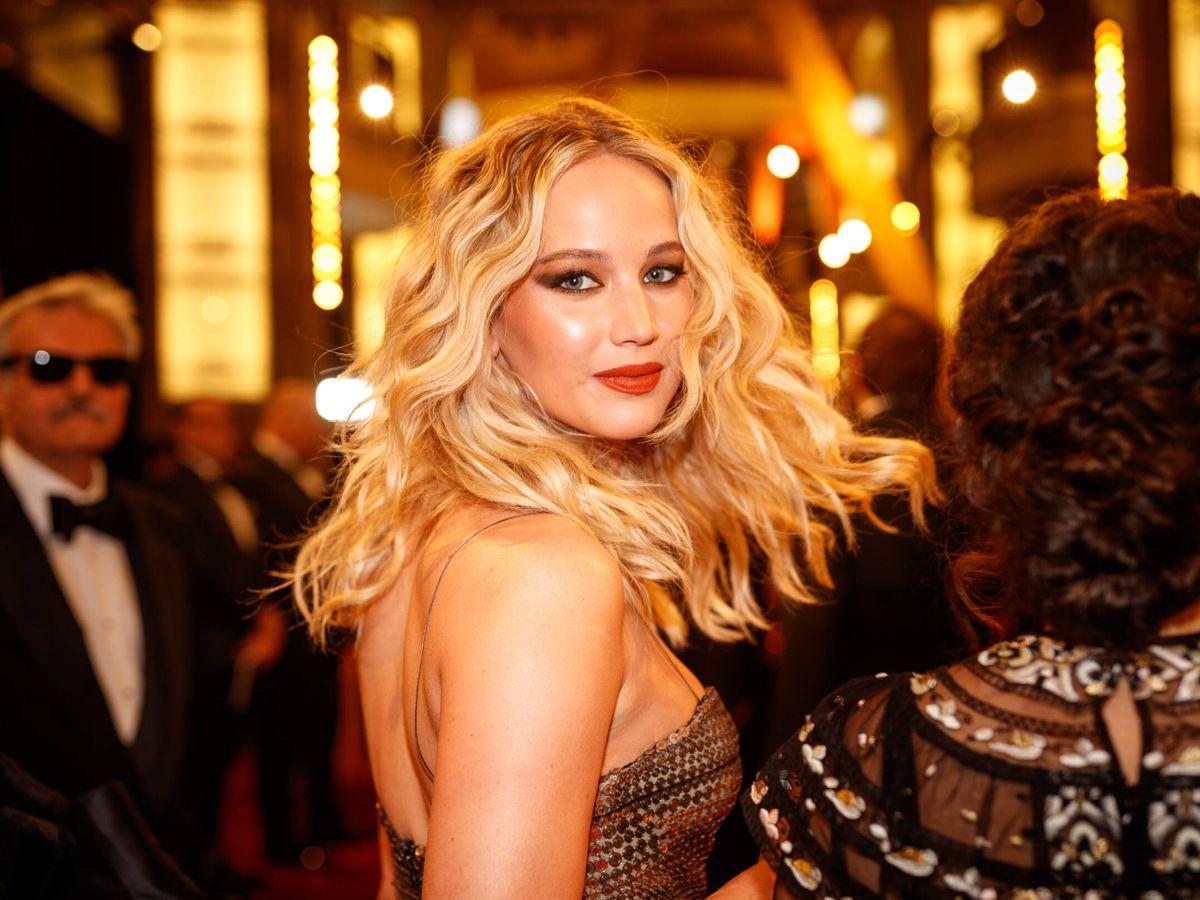 Foto: Jennifer Lawrence, en los Oscar de 2018. (Getty)