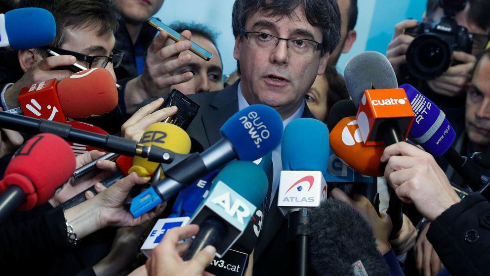 El Supremo traduce el Código Penal belga para acusar a Puigdemont de rebelión