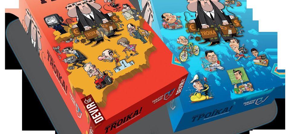 'Érase una vez en Españistán': el juego de estas Navidades para hacer que tu país quiebre