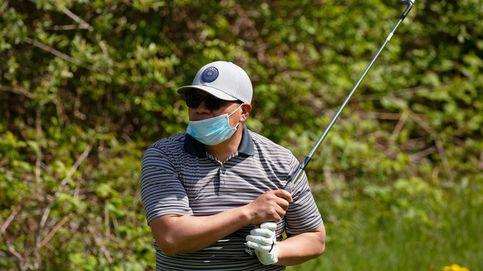 Golf en la desescalada: grupos de cuatro y sin tocar la bandera tras jugar el hoyo