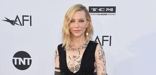 Post de La sorpresa que esconde el look hipertatuado de Cate Blanchett