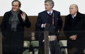 Villar recibía en sobre de francos suizos las dietas de FIFA y UEFA