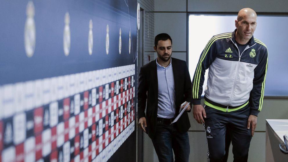 Zidane ve absurda la sanción de FIFA: Se solucionará la semana que viene