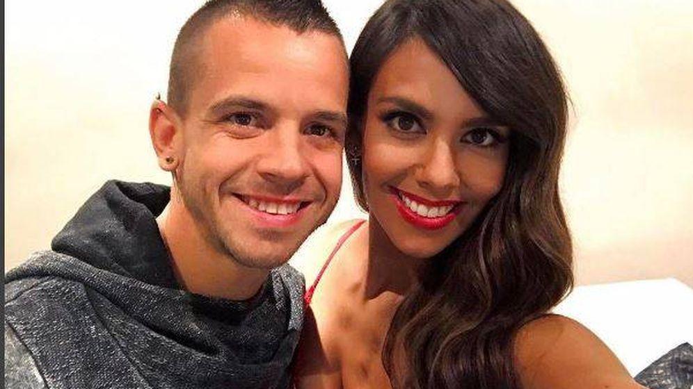 Foto: David Muñoz y Cristina Pedroche en una foto de Instagram.