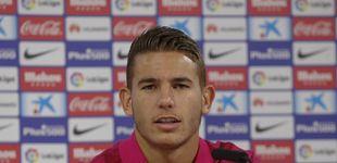Post de Mientras Theo dijo 'sí' al Real Madrid, su hermano Lucas renueva con el Atlético