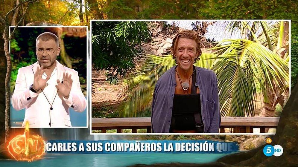 Foto: Colate continúa en 'Supervivientes 2019'. (Telecinco)