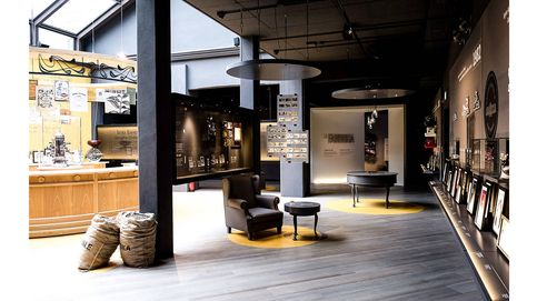 Museo Lavazza: un viaje multisensorial por el mundo del café
